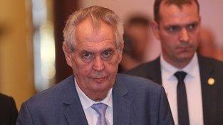 Prezident Šmardu jmenovat odmítá