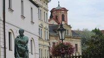 Malá Praha severních Čech, kde nechal křišťálový otisk i Ringo Starr