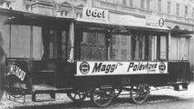 Koněspřežná tramvaj