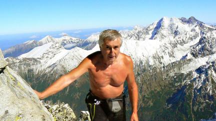 Hory mě zachránily, říká beskydská celebrita Ján Čupa