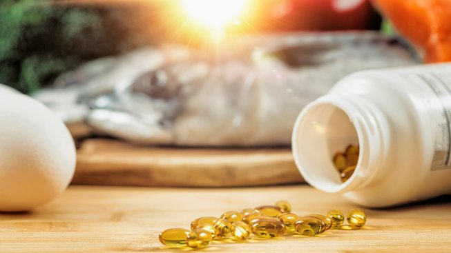 Zvlᚍ v zimních měsících je potřeba na vitamín D pamatovat