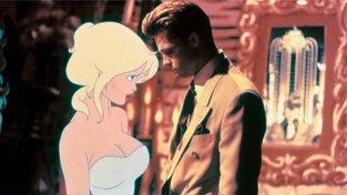 Brad Pitt ve snímku Senzační svět (Cool World)