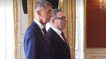 Prezident jmenoval Lubomíra Zaorálka ministrem kultury