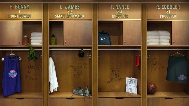 Ve snímku Space Jam 2 si zahraje LeBron James