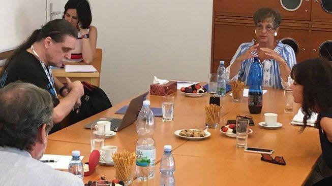 Zasedání Rady ČTK 28.8. 2019
