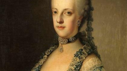 Dcera Marie Terezie, která se nejvíce 'pomamila'