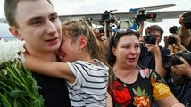 Výměna vězňů mezi Ruskem a Ukrajinou