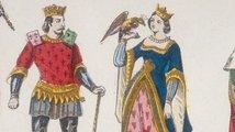 Několikrát zasnoubená princezna a pramáti dynastie