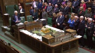 Británii teď čeká parlamentní přestávka