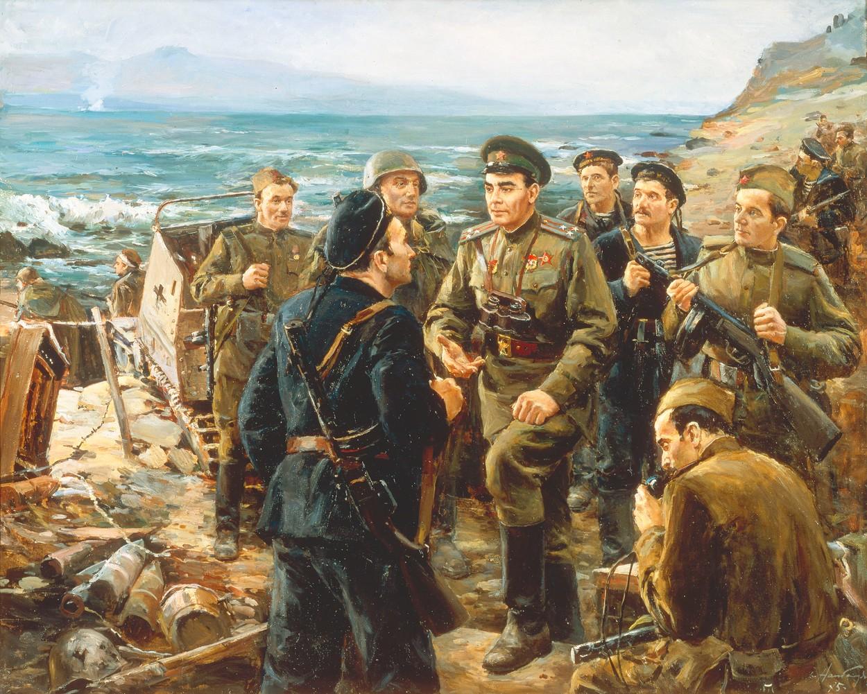 Sedm zastavení s Leonidem Iljičem