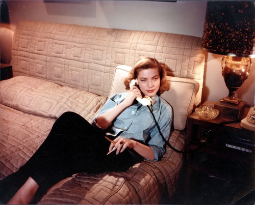 Lauren Bacallová