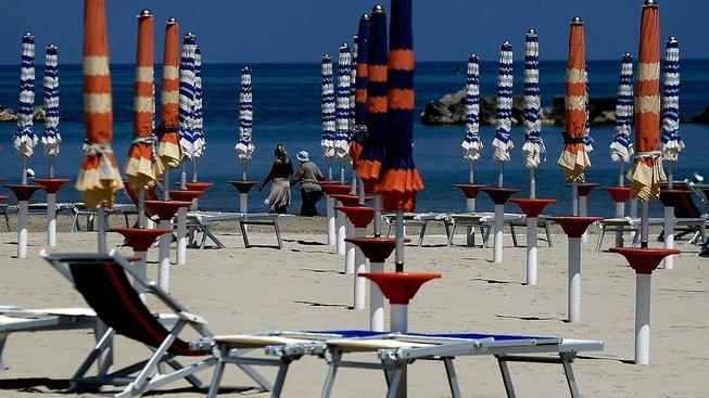 Prázdné pláže - co víc si přát?