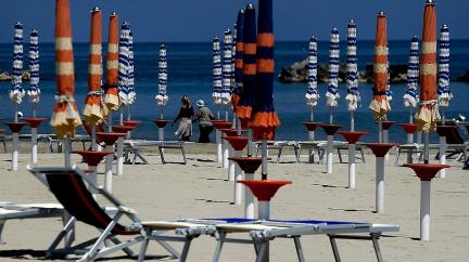 Kam na podzimní dovolenou? Češi volí moře