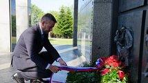 Slováci pomník Koněva postavit odmítli. 'Ignoroval utrpení, udával kolegy,' sepsali historici