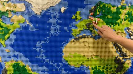 Lego 'Made in Kladno'. Z kostek postavíme cokoli!