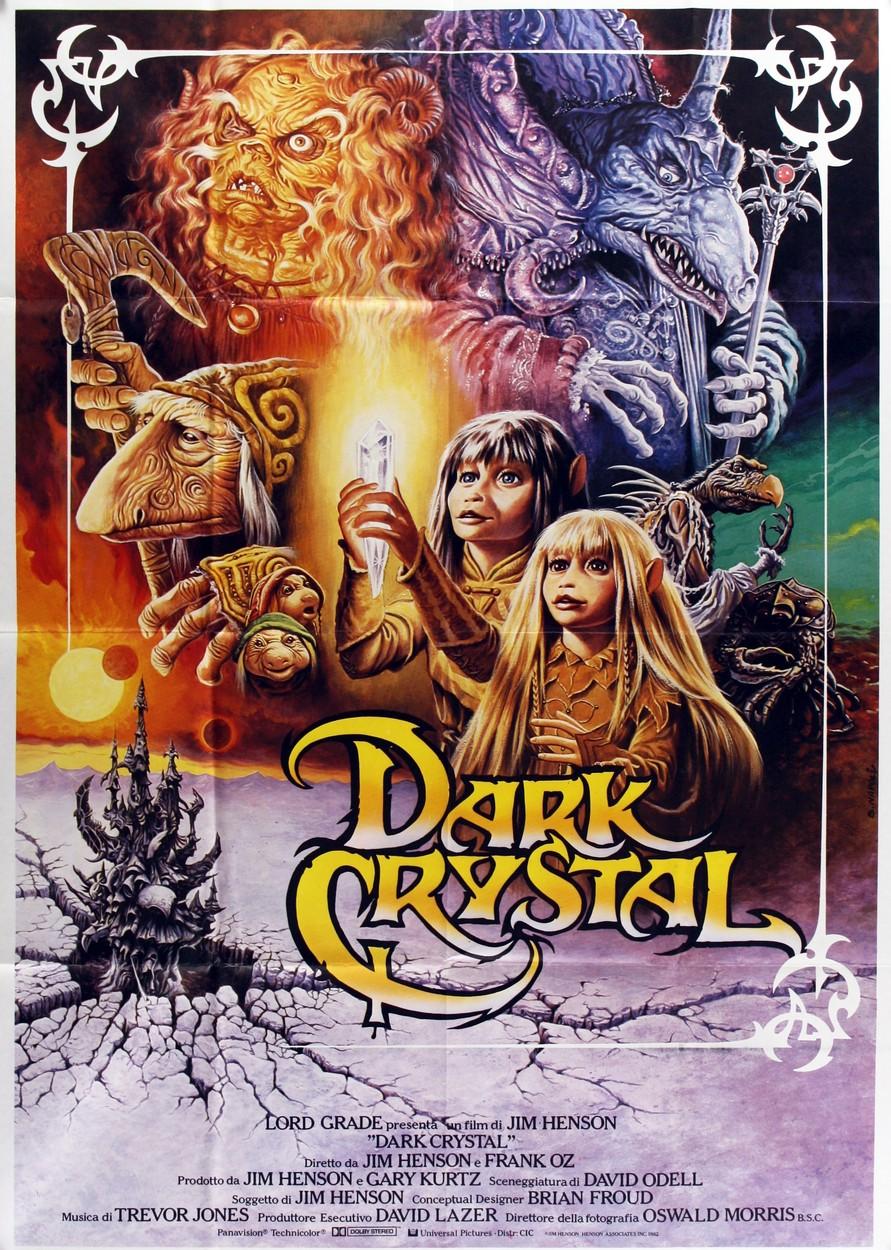 Temný krystal