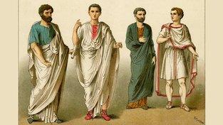 Oblečení starých Římanů