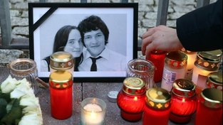 Ján Kuciak a Martina Kušnírová byli zavražděni v únoru 2018