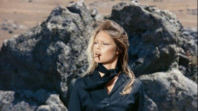 Brigitte Bardotová patří k největším sex symbolům filmové historie