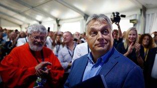 Maďarský premiér Viktor Orbán