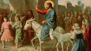 Ježíšův příjezd do Jeruzaléma