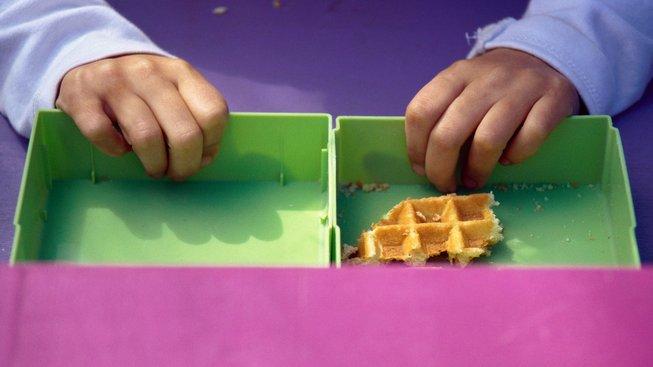 Dělené krabičky pomohou k tomu, aby se nesmíchaly chutě
