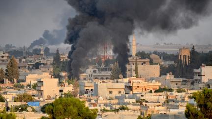 Aktualizováno: Turecko zahájilo invazi do Sýrie