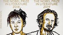 Nobelovu cenu za literaturu obdržela Olga Tokarczuková a Peter Handke