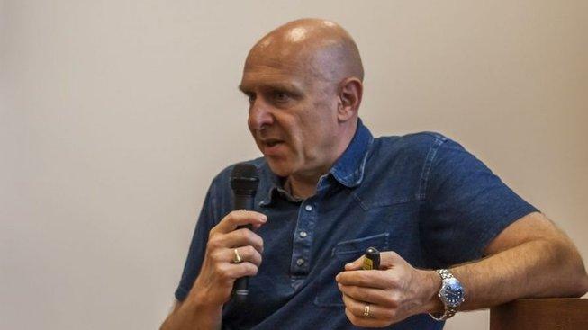 Vladimír Dzuro, někdejší vyšetřovatel válečných zločinů spáchaných v bývalé Jugoslávii