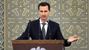 Do rukou syrského prezidenta Bašára Asada předala své pověřovací listiny česká velvyslankyně Eva Filipi ještě před válkou, v říjnu 2010