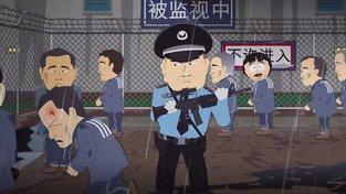 Seriál South Park si nebere servítky