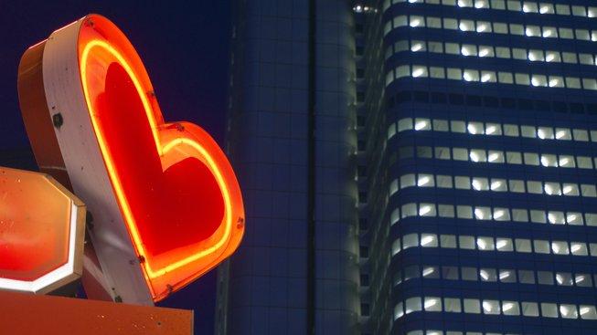 Lásku lze definovat jen stěží. Ilustrační snímek