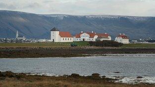 Prezidentské sídlo v Reykjavíku