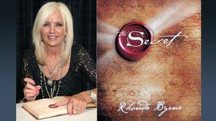 Rhonda Byrneová a její Tajemství