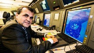 Generální ředitel státního podniku Řízení letového provozu Jan Klas