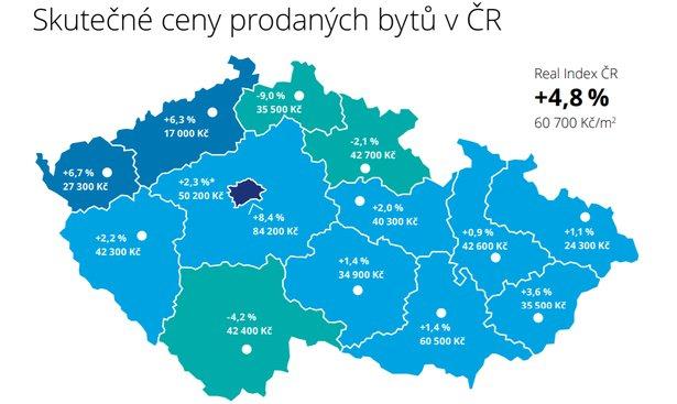 mapa real index