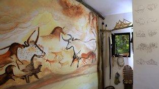 Muzeum pravěku v zahradním domku pana Sonnka