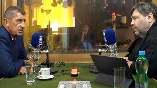 """""""Český rozhlas nedávno nabídl Andreji Babišovi ve svém vysílání prostor bez jakýchkoli kritických dotazů."""""""