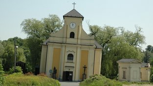 Karvinský kostel sv. Petra z Alkantary