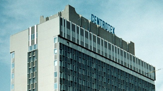 Budova Centrotexu na Pankráci