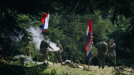 Vzorem české domobrany jsou paramilitantní Slovenští branci. Školí ji prý i vojáci z Izraele