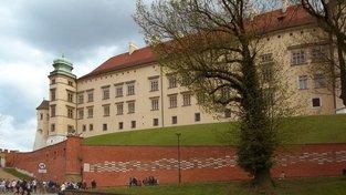 Krakovský hrad Wawel