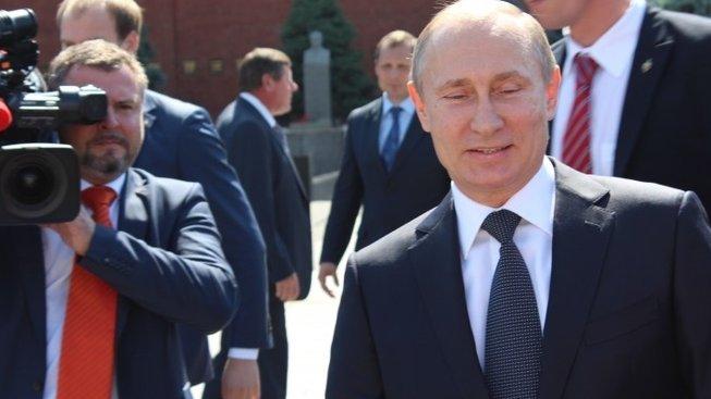 Vladimir Putin, současný vládce Kremlu