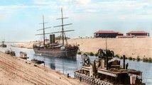 150 let Suezského průplavu