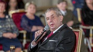 """HlídacíPes.org zjišťoval, kolik Zemanův """"rekondiční pobyt"""" stál a kdo tyto náklady uhradil"""