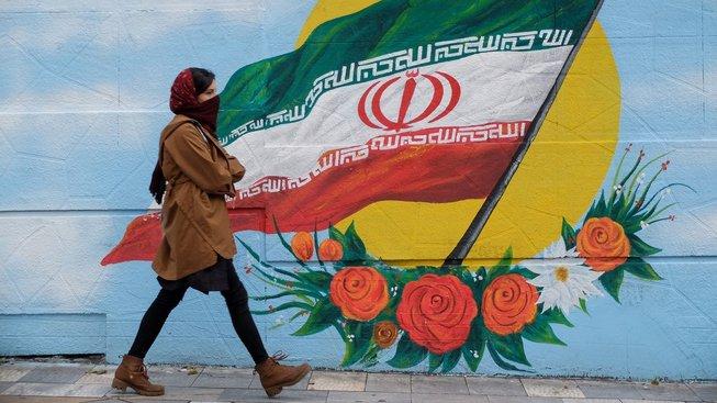"""""""Proti demonstrantům se používají střelné zbraně. A to nejen v Teheránu, ale i v dalších menších městech"""""""
