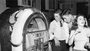 S příchodem gramofonových desek se naplno rozjel potenciál jukeboxu