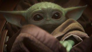 Baby Yoda je všude