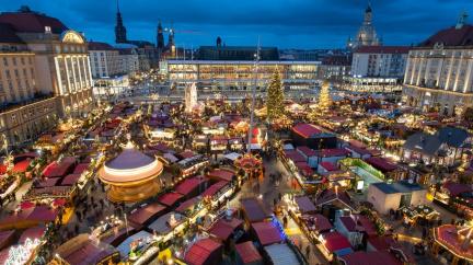 Evropské vánoční trhy lákají na kouzelnou atmosféru i dobroty