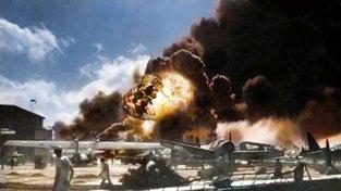 Letadlové lodě zůstaly naštěstí uchráněny. I tak byly však škody na technice a zejména životech vysoké